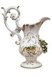 Jarra de la porcelana Fotografía de archivo