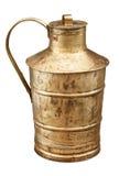 Jarro de bronze antigo Fotos de Stock