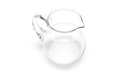 Jarro de vidro Foto de Stock Royalty Free