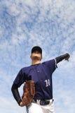 Jarro do basebol Foto de Stock
