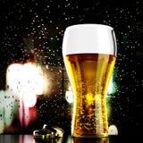 Jarro grande da cerveja Fotografia de Stock