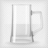 Jarro grande de la cerveza Fotografía de archivo