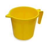 Jarro plástico Fotografia de Stock Royalty Free
