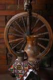 Jarro tradicional de vinho Imagens de Stock Royalty Free