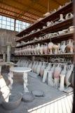 Jarros antiguos de la cerámica Fotografía de archivo