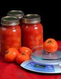 jars томаты стоковое фото rf