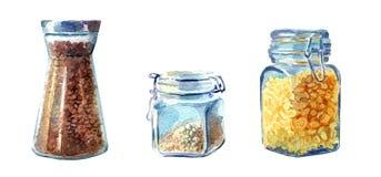 Free Jars Royalty Free Stock Photo - 60253475