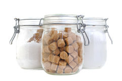 Jars for canning Stock Photos