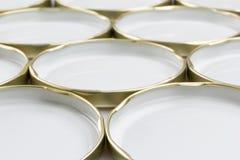 Jars cap Stock Photography