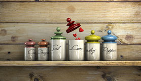 Jars Stock Images
