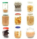 Jars Food Royalty Free Stock Images