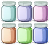 Jars Stock Photography