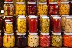 Free Jars Of Pickles Stock Photo - 22438050