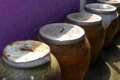 Jars. Royalty Free Stock Photo