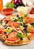 Jarska pizza zdjęcia royalty free