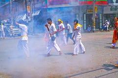 Jarski festiwal w Thailand Zdjęcie Royalty Free
