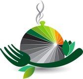 Jarski Karmowy logo royalty ilustracja