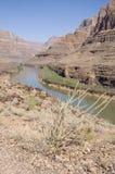 jaru Colorado uroczysta rzeka Zdjęcia Stock