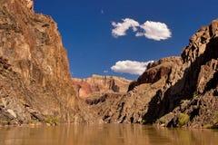 jaru Colorado uroczysta rzeka Zdjęcia Royalty Free