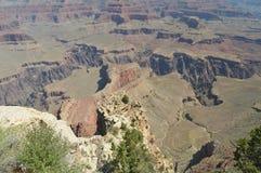 jaru Colorado uroczysta rzeka Hermist odpoczynku trasa formacje geologiczne Zdjęcia Royalty Free