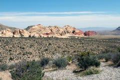 jaru czerwieni skała Fotografia Stock