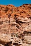 jaru Nevada czerwieni skała Fotografia Royalty Free