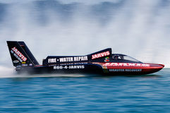 Jarvis Hydroplane Royalty Free Stock Image