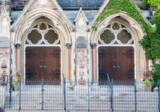 Jarvis Street Baptist Church in Toronto Stock Photography