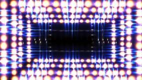 Jarzeniowa światło granica royalty ilustracja