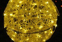 Jarzeniowa lampa, zbliżenie 4 Zdjęcie Royalty Free