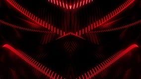 Jarzeniowy Czerwony tło ilustracja wektor