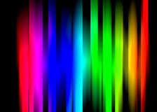 jarzeniowy tła neon Zdjęcie Royalty Free