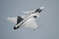 Jas 39 Gripen Image stock