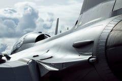 JAS-39D Gripen Immagini Stock
