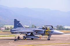 JAS-39C GRIPEN Royalty Free Stock Image