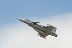 JAS 39 Gripen Photos stock