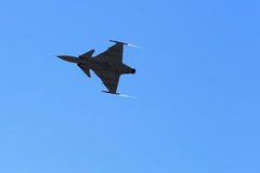 JAS-39 Gripen 免版税库存图片