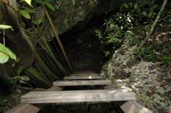 jaskinia Fotografia Stock
