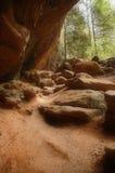 jaskinia Obraz Royalty Free