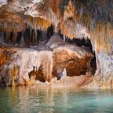 jaskinia w środku Fotografia Stock
