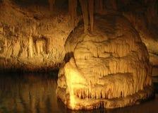 jaskinie rzeźbę Fotografia Royalty Free