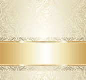 Jaskrawa luksusowa rocznik tapeta Fotografia Royalty Free