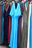 Jaskrawe lato suknie obrazy royalty free