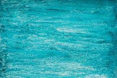 Jaskrawego brzmienia heterogeniczny turkusowy tło z smugami seledyn i biel zdjęcia stock