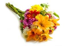 jaskrawi kwiaty Fotografia Stock