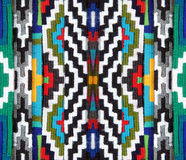 Jaskrawi ornamenty, handmade Fotografia Royalty Free