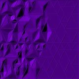 Jaskrawy abstrakcjonistyczny mozaika wzór Wektorowy tło Dla projekta i dekoruje tło Ceramicznej płytki czerepy Kolorowe łamać pły ilustracji