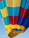 Jaskrawy Barwiony balon zdjęcia stock