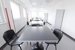 Jaskrawy biurowy pokój Zdjęcie Stock