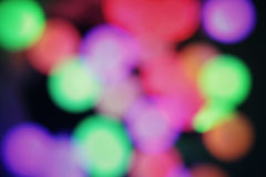 Jaskrawy blured tło Zdjęcie Royalty Free